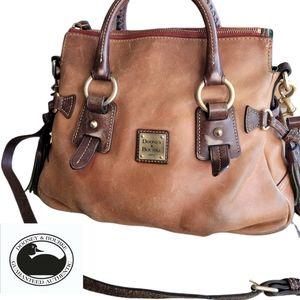 Dooney & Bourke Florentine Satchel Handbag